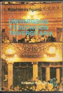 Scan aviso 1 Tapa libro Universidad y Educacion Triversitaria